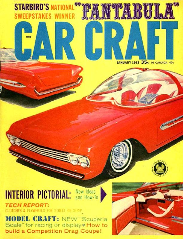Car Craft Magazine Page 2