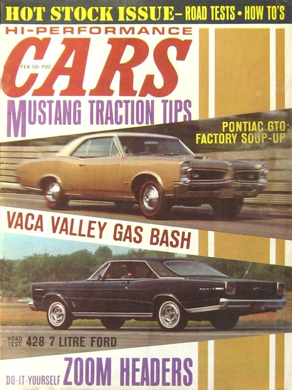Hi-Performance Cars Magazine Page 1