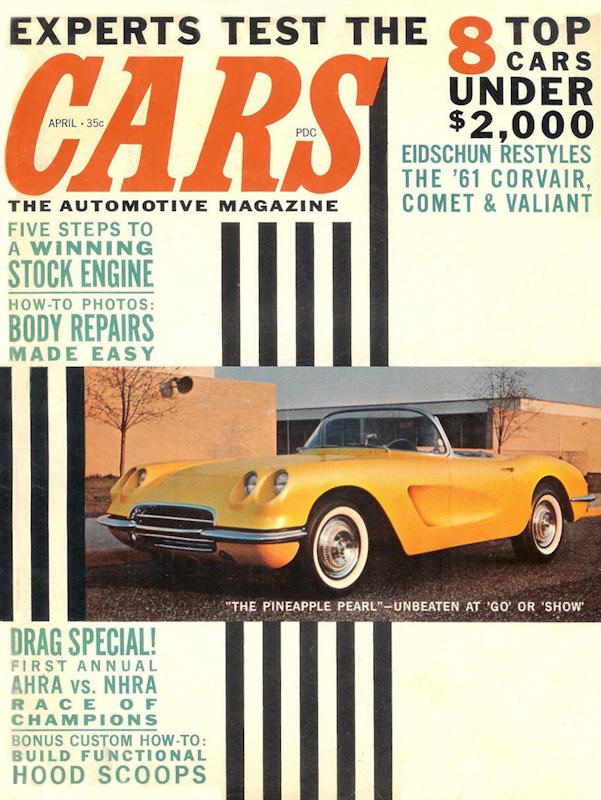 Cars The Automotive Magazine