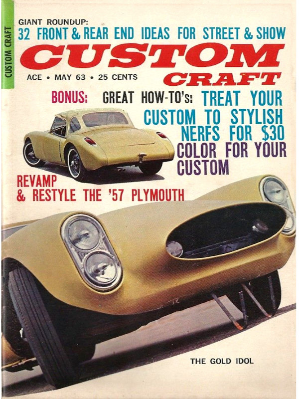 Custom Craft Magazine