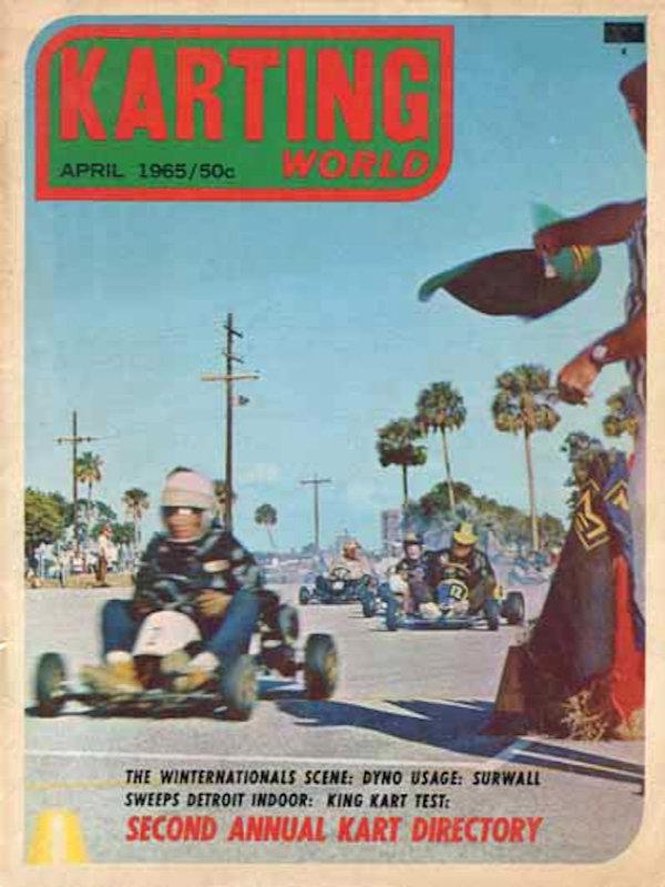 Karting World Magazine