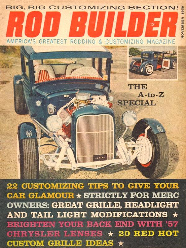Rod Builder Customizer Magazine