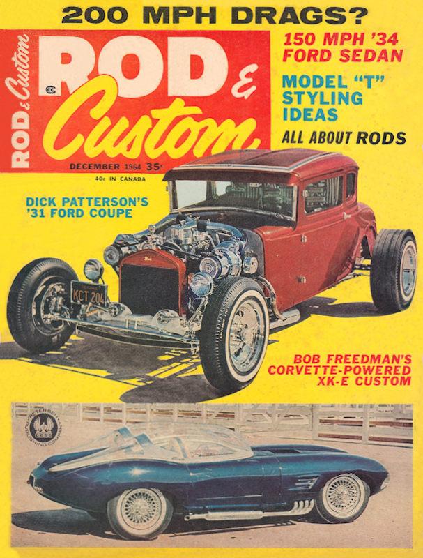 Rod & Custom Magazine Page 2