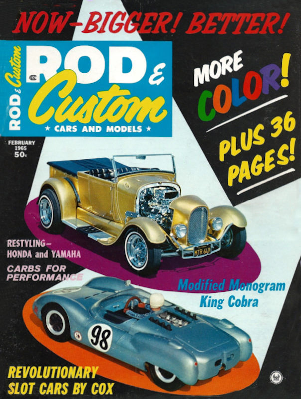 Rod & Custom Magazine Page 3