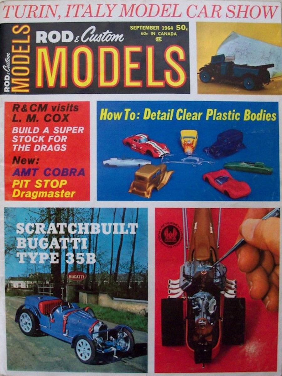 Rod & Custom Models Magazine
